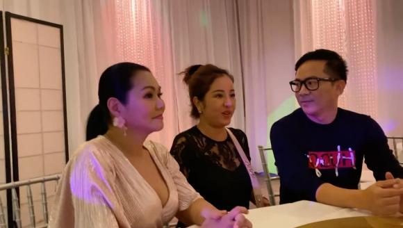 NSƯT Ngọc Huyền, danh hài Thúy Nga, ca sĩ Kim Ngân, sao Việt