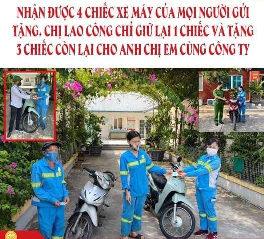 cướp xe máy, công nhân môi trường, Nam Từ Liêm, Hà Nội