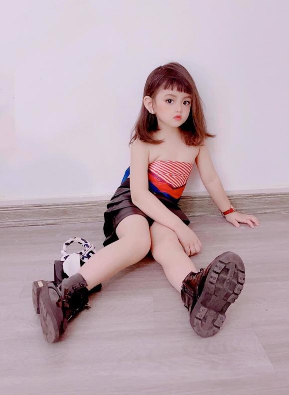 Cherry An Nhiên, Khánh Thy lúc bé, Hương vị tình thân