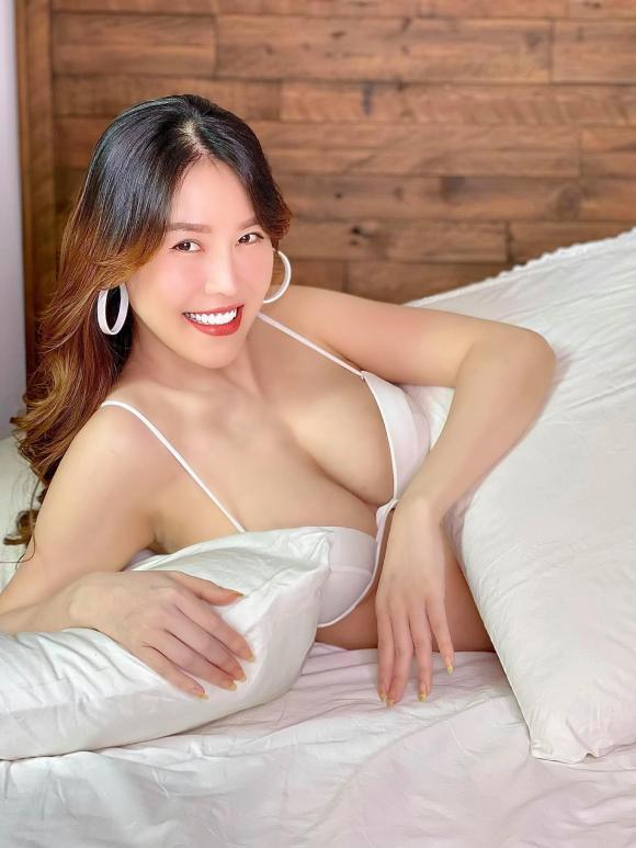 ,a sĩ quế vân,nữ ca sĩ quế vân, người mẫu Quế Vân, sao Việt