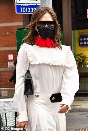 Victoria Beckham, thời trang sao, David Beckham