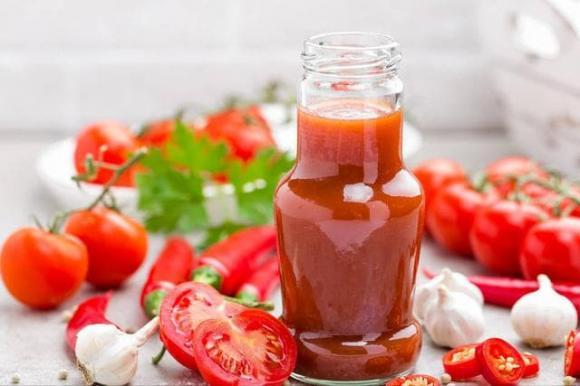tương cà, sốt cà chua, làm tương cà, dạy nấu ăn