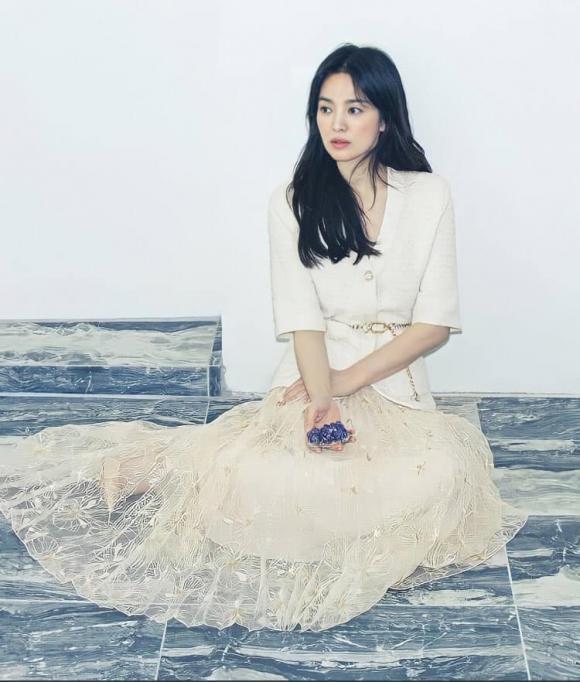 song hye kyo, bài đăng, thù lao, sao hàn