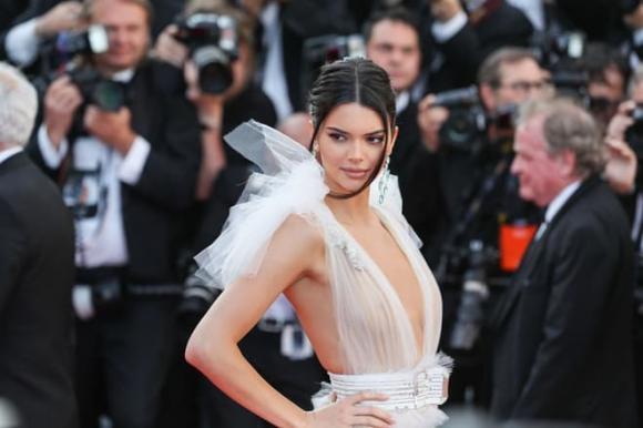 Kendall Jenner, em gái Kim Kardashians, sao âu mỹ