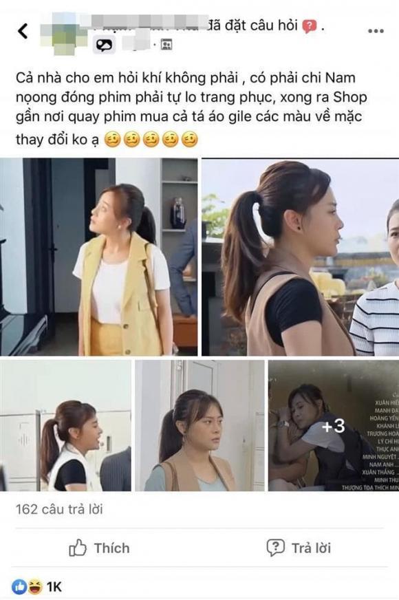 Hương vị tình thân, Phương Oanh, diễn viên Phương Oanh