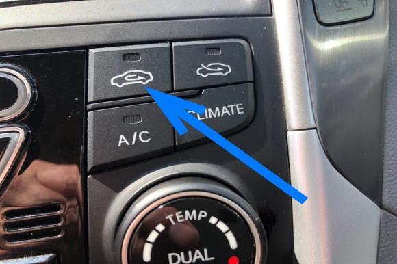 bật điều hòa ô tô, bật điều hòa sau khi khởi động ô tô, khởi động ô tô và bật điều hòa, sử dụng ô tô, không nên bật điều hòa sau khi khởi động ô tô