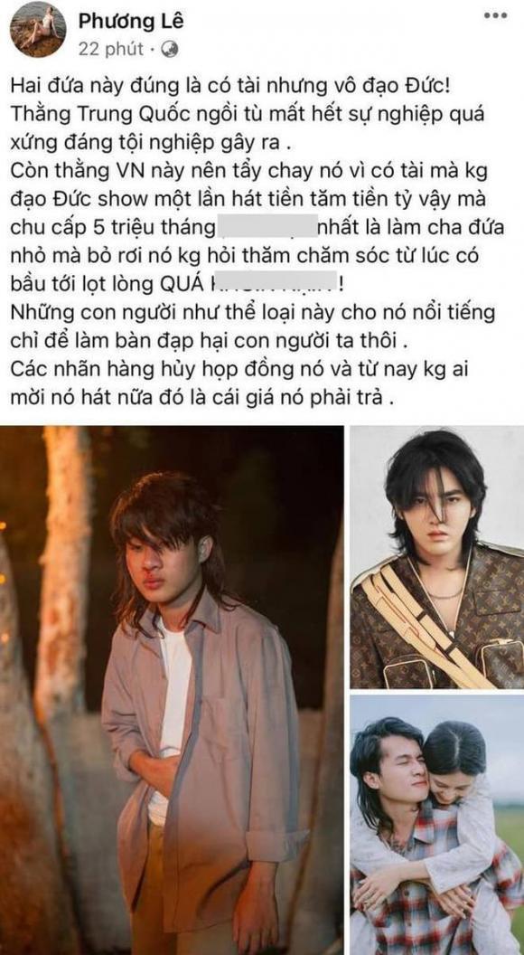 Jack, Thiên An, Sao Việt, Thu thủy, Phương Lê, Pha Lê, Vũ Ngọc Ánh