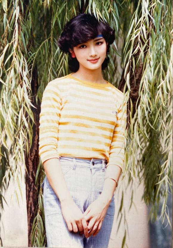 Hoa hậu Đền Hùng , Giáng My, mỹ nhân không tuổi
