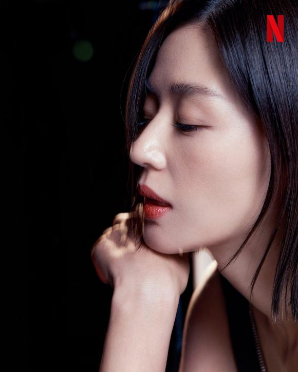 jeon ji hyun, mợ chảnh, gầy gò, sao hàn