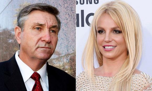 Britney Spears, sao hollywood, sao âu mỹ, bố Britney Spears, công chúa nhạc pop