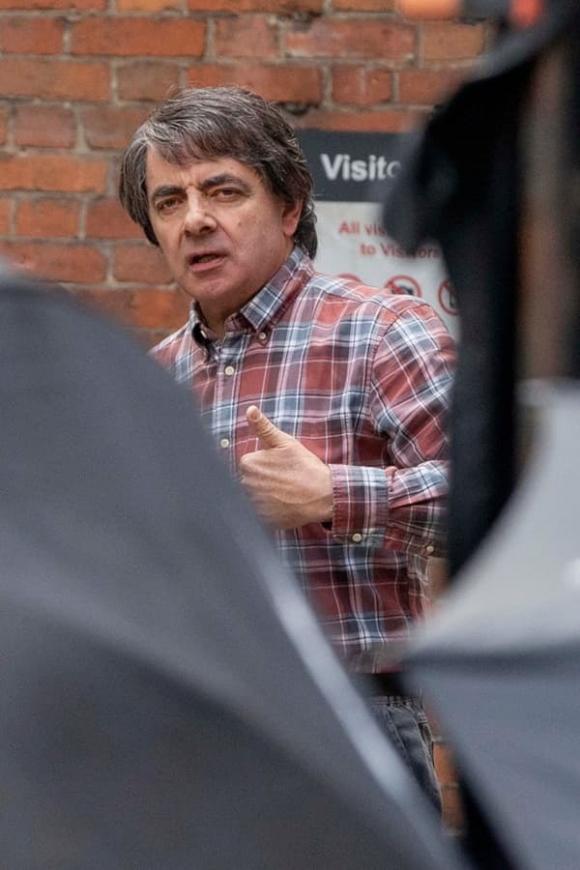 Mr. Bean, Rowan Atkinson, sao hollywood