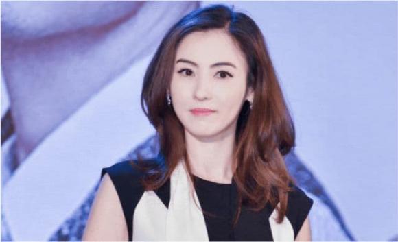 Nữ diễn viên Trương Bá Chi.