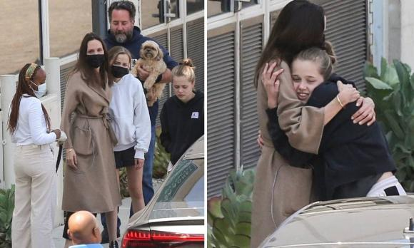 Shiloh Jolie Pitt, con gái của angelina jolie, vũ đạo, sao hollywood