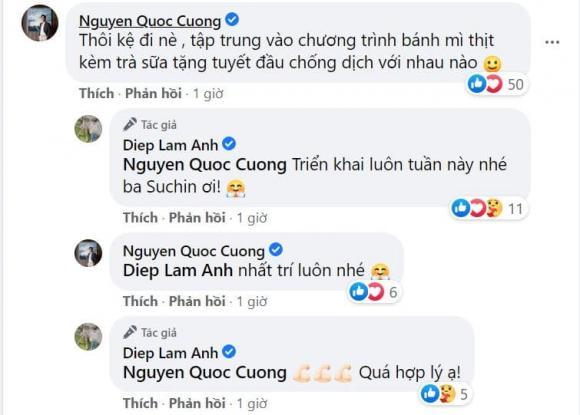 Cường Đô La, Diệp Lâm Anh, Chồng thiếu gia, Sao Việt
