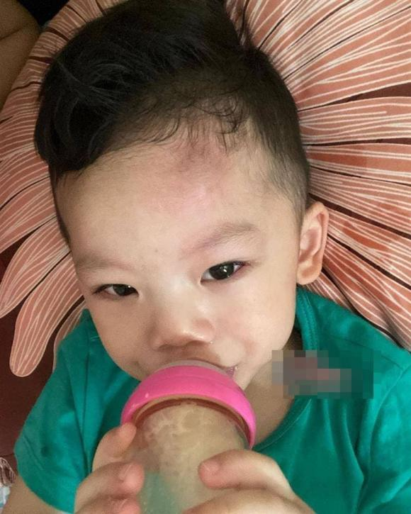 Á hậu Thanh Tú, Sao Việt, Con trai, Chồng đại gia