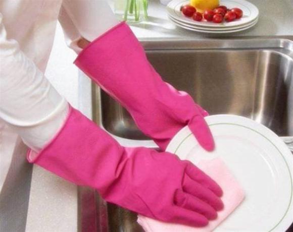 rửa bát, vệ sinh, an toàn sức khỏe