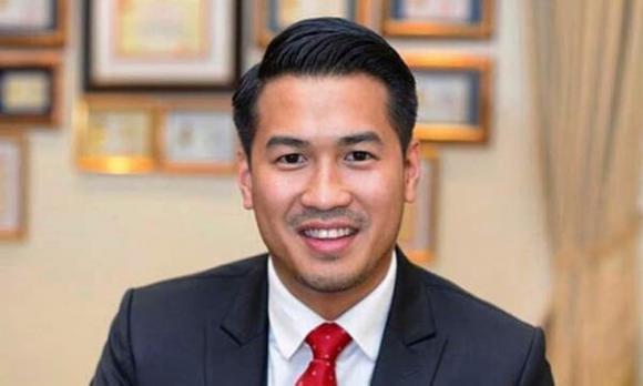 Phillip Nguyễn, bạn trai Lin Rin