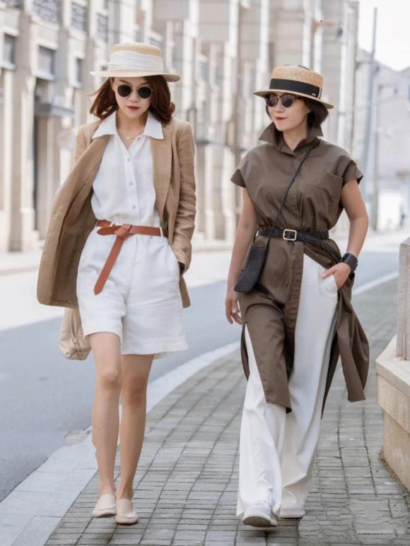 thời trang, phụ nữ trung niên, thời trang trung niên