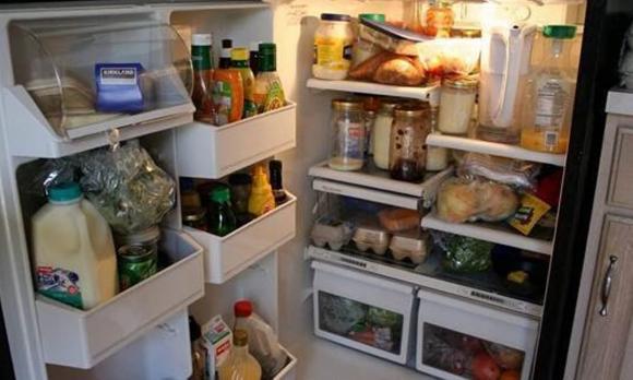 tủ lạnh, sử dụng tủ lạnh, những thực phẩm không nên để trong tủ lạnh