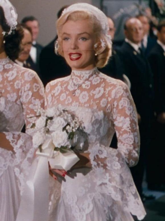 váy cưới sao, thời trang sao, sao hollywood