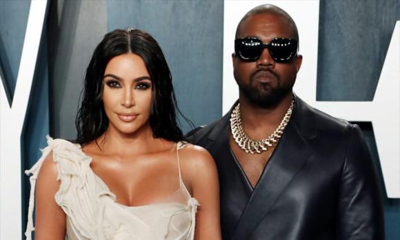 Kim Kardashian, Kanye West, nhà sao