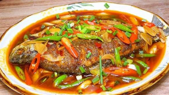 rán cá, chiên cá, dạy nấu ăn, mẹo nấu ăn