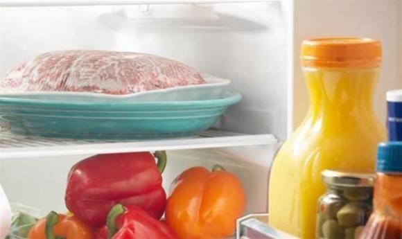 sử dụng tủ lạnh, thực phẩm không nên để tủ lạnh, an toàn thực phẩm
