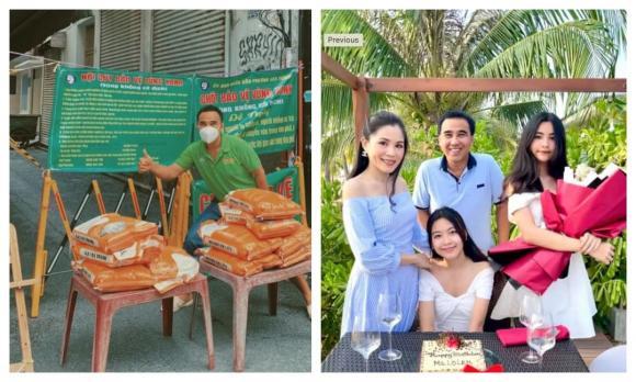 MC Quyền Linh, Sao Việt, Từ thiện
