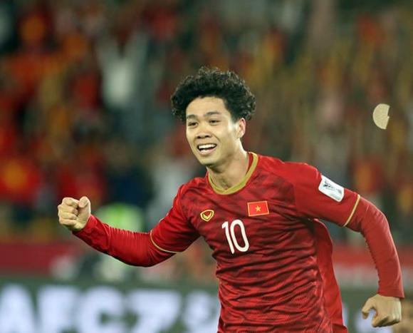 Công phượng,HLV Park Hang-seo,đội tuyển việt nam