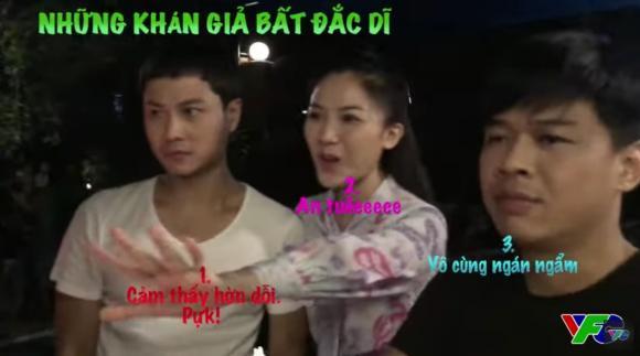 11 tháng 5 ngày, Khả Ngân, Tiến Lộc, Thanh Sơn, Lương Thanh, Trung Ruồi, sao Việt, phim Việt