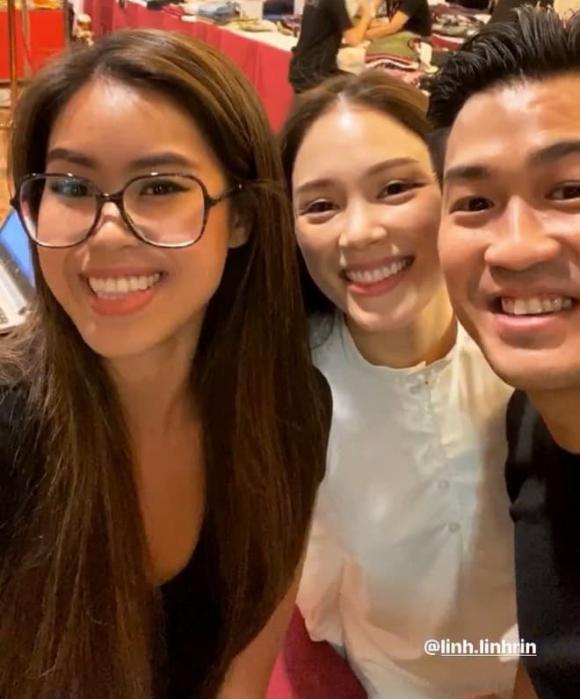 Tiên Nguyễn, Linh Rin, bạn gái Phillip Nguyễn