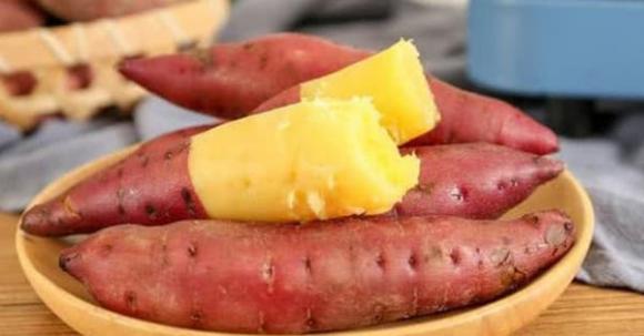 ăn khoai lang vào mùa thu, ăn khoai lang, giảm cân