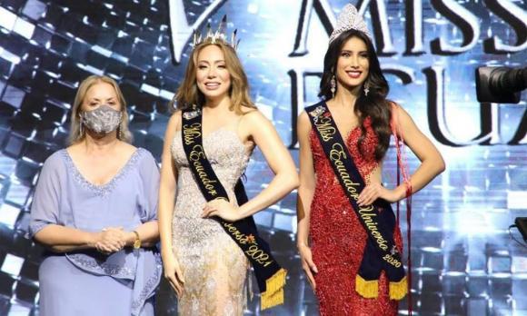 Hoa hậu Hoàn vũ Singapore 2021, Nandita Banna, Hoa hậu Hoàn vũ