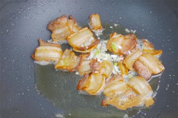 món ngon gia đình, cách xào đậu đũa, đậu đũa xào thịt heo