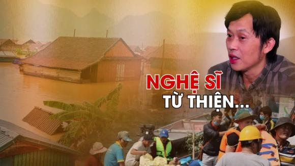 danh hài Trấn Thành, ca sĩ Đàm Vĩnh Hưng, ca sĩ Thủy Tiên, sao Việt, từ thiện, sao kê