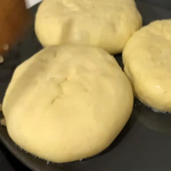 bánh khoai tây nhân phô mai, dạy nấu ăn, món ngon