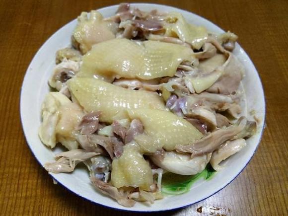 Gà hấp cách thủy, món gà, dạy nấu ăn, mẹo nấu ăn, nấu ăn tại nhà