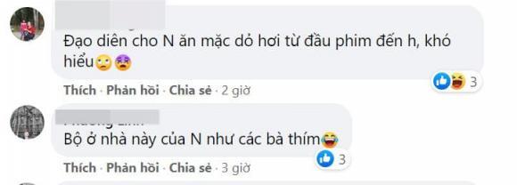 Hương vị tình thân, Phương Oanh, phim Hương vị tình thân