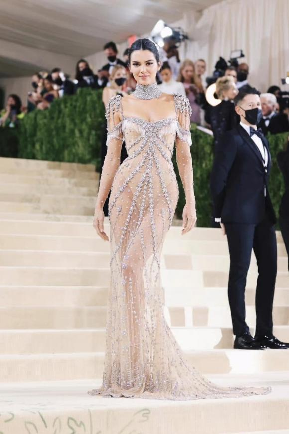 Kendall Jenner, Met Gala 2021, Ngọc Trinh
