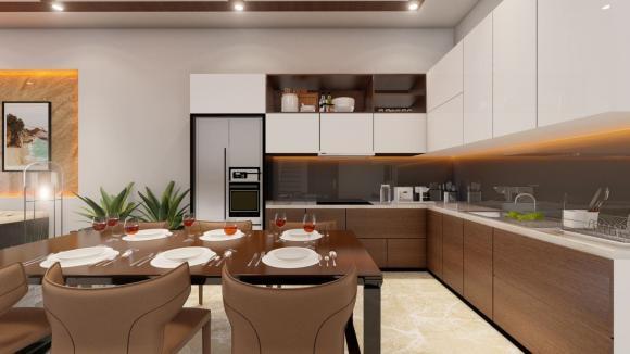 Phong thủy nhà bếp, nguyên tắc khi đặt bếp, màu sắc phong thủy