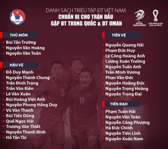 Đặng Văn Lâm, Việt Nam, Trung Quốc, bóng đá,  vòng loại World Cup 2022