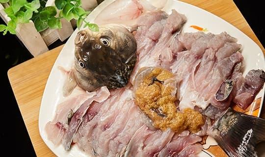 ăn cá, mật cá, lưu ý khi ăn cá