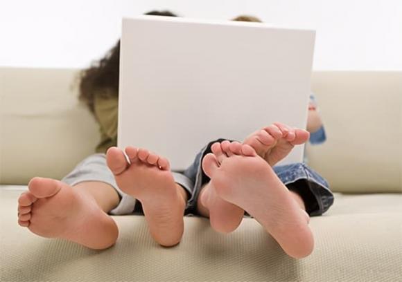 bàn chân, dấu hiệu sức khỏe tốt, chăm sóc sức khỏe