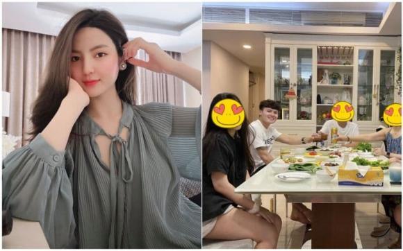 Thanh Huyền, bạn gái Quang Hải, tình cũ Quang Hải, Nhật Lê