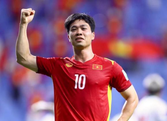Công Phượng, đội tuyển Việt Nam, Vòng loại world cup 2022