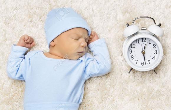 giờ sinh, thời gian em bé ra đời, giờ sinh tiết lộ tính cách