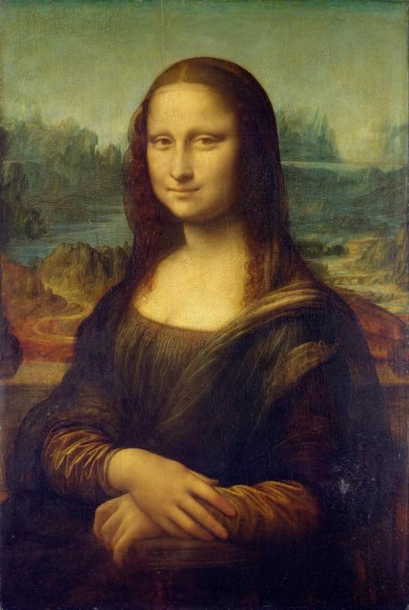 Mona Lisa, bức tranh Mona Lisa, họa sĩ Leonardo da Vinci