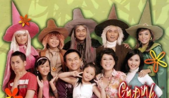 sao nhí, Gia đình phép thuật, sao Việt