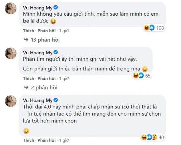 Mai Phương Thúy, Vũ Hoàng My, sao Việt