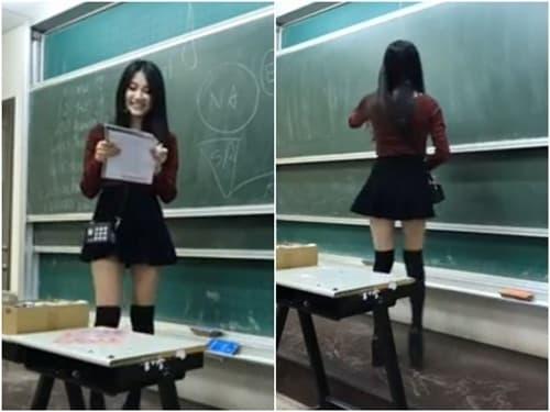 giáo viên xinh đẹp, hotgirl, cư dân mạng